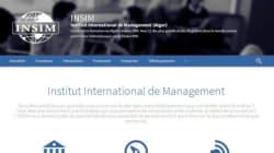 Enfin un site internet pour l'Institut International de Management à