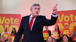 Gordon Brown Backed Down Because He Was Scared of Losing His Seat to the