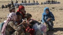 Percée des jihadiste Daech dans le nord syrien, 60 villages kurdes pris en 48