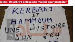 Football Algérie: L'arbitre Bitam tombe le maillot et accuse Kerbadj d'avoir demandé à saboter la