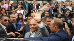 C'est officiel, Marzouki est dans la course à sa propre