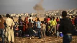 Syrie : Une ville clé assiégée par les jihadistes, exode de milliers de