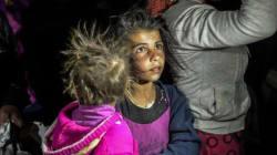 Plus de 130.000 Kurdes de Syrie ont fui en Turquie après la poussée des jihadistes de l'Etat
