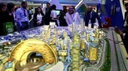 À Dubaï, cité des folies architecturales, l'immobilier s'est
