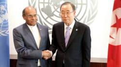 Ban Ki-Moon en visite en Tunisie les 10 et 11 octobre, selon la présidence de la