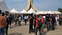 Affluence et aficionados au Festival International de la Bande Dessinée d'Alger