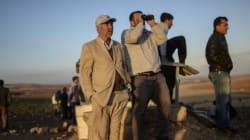 Syrie: La coalition frappe un complexe gazier tenu par le groupe EI