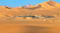 Des renforts ont été déployés autour des bases pétro-gazières dans le sud
