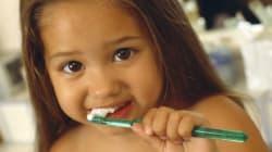 아이의 튼튼한 치아를 위한 4가지