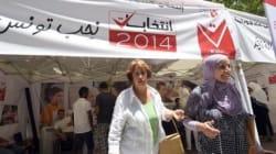Législatives 2014 - Tunisie: Les principales forces politiques en