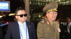 북한 최고위층 깜짝 방문 3대