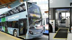 2층짜리 광역버스, 11월부터 시험