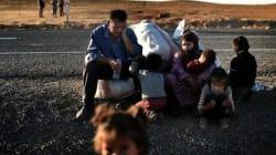 Les forces kurdes repoussent un assaut nocturne de l'EI dans une ville