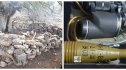 Le campement de Jund Al Khilafa détruit par