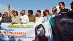 Le Nobel de Malala donne du