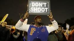 미국 10대 흑인이 경찰 총에 죽을