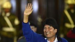Troisième mandat de suite pour Evo Morales en