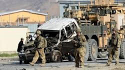 En Afghanistan, un attentat des talibans vise un convoi de