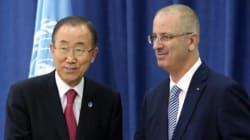 Territoires palestiniens: Ban condamne la colonisation
