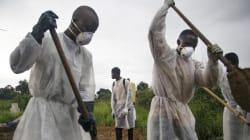 Ils enterrent les victimes d'Ebola. Voici leur quotidien