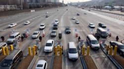 정부, 고속도로 통행료 4.9% 인상