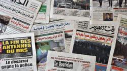 Dans la presse: Des policiers qui manifestent, un fait