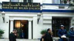 Le chef de la sûreté d'Alger