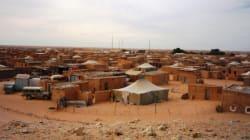 Camps des réfugiés sahraouis à Tindouf: