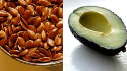 몸에 좋은 고지방 건강 음식