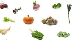 Les légumes d'automne (et d'hiver), et comment les