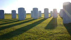 Why Trips To The Cemetery Aren't Just For 'Big Fat