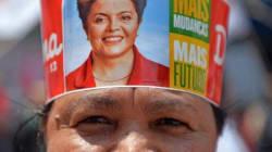 Brésil J-2: La campagne se crispe, Dilma Roussef en