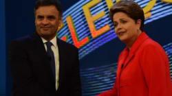 Brésil: Rousseff devance Neves de 4 à 6 points à la veille de la