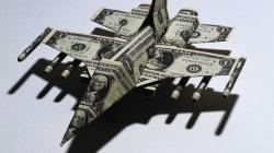 미국, IS 공습에 하루 87억원