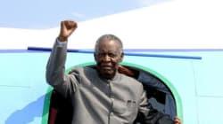 Zambie: Le Président Michael Sata est
