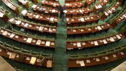 Tunisie: Répartition des 217 sièges du nouveau Parlement selon les résultats