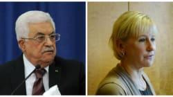 La Suède reconnaît l'Etat de Palestine: le président Abbas salue cette