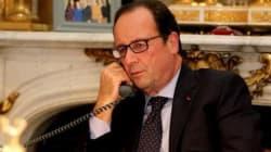 Tunisie: François Hollande félicite Nida Tounes pour sa victoire aux
