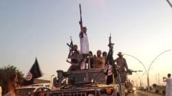 IS 이라크에서 또