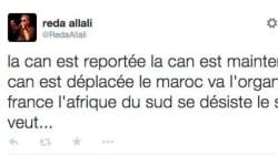 CAN Maroc 2015: L'Afrique du tweet