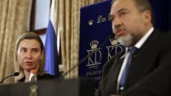 La diplomatie européenne prévient contre un risque d'escalade entre Israeliens et