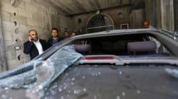 Gaza: Des maisons et des voitures du Fatah frappés par des