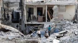 Au moins 21 personnes tuées par des raids du régime syrien sur un fief de l'Etat