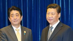 시진핑-아베, 만나서 자기 할 말만