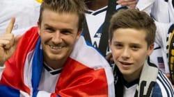 Le fils aîné de David Beckham signe son premier contrat... à