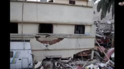 Casablanca: Neuf habitations qui s'effondrent, 25 morts et une soixantaine de blessés en l'espace de 5