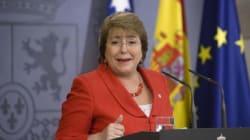 Chili: Michelle Bachelet évoque sa détention dans les geôles de