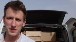 IS, 미국인 구호활동가 참수 동영상