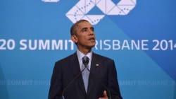 Après la décapitation d'un otage américain par Daech, Obama dénonce un