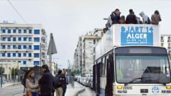 Des lieux cultes d'Alger revisités à bord d'un bus
